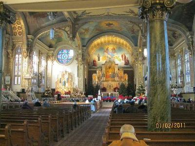 Holy Trinity Polish Catholic Church [Interior]