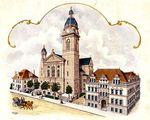 St. John Canticus Catholic Church [Postcard]