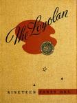 The Loyolan 1941