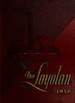 The Loyolan 1950 by Loyola University Chicago