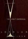 The Loyolan 1958