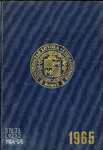 Loyola University Rome Center Yearbook 1964-1965 by Loyola University Rome Center