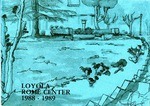 Loyola University Rome Center Yearbook 1988-1989 by Loyola University Rome Center