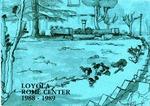 Loyola University Rome Center Yearbook 1988-1989