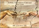Loyola University Rome Center Yearbook 1994-1995