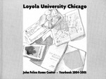 Loyola University Rome Center Yearbook 2004-2005 by Loyola University Rome Center