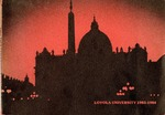 Loyola University Rome Center Yearbook 1983-1984 by Loyola University Rome Center