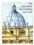Loyola University Rome Center Yearbook 2007-2008 by Loyola University Rome Center