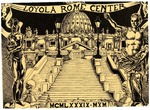 Loyola University Rome Center Yearbook 1989-1990 by Loyola University Rome Center