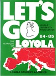 Loyola University Rome Center Yearbook 1984-1990 by Loyola University Rome Center