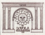 Loyola University Rome Center Yearbook 1971-1972 by Loyola University Rome Center