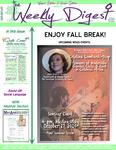 Volume 10, Issue 6: October 7, 2010